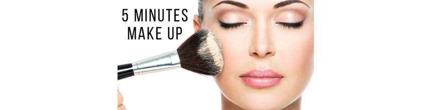Φρέσκο καθημερινό μακιγιάζ σε 5 μόλις λεπτά!