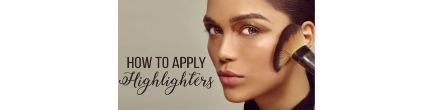 Highlighter: Πώς να το εφαρμόσεις σωστά