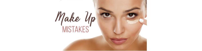 Λάθη στο μακιγιάζ και πώς