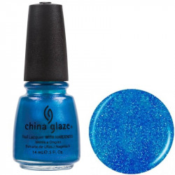China Glaze Blue Iguana 80704