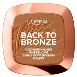 L'Oreal Back To Bronze Gentle Matte Bronzing Powder 9g