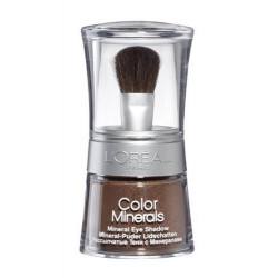 L'Oreal Color Minerals Eye Shadow 06 Golden Sienna