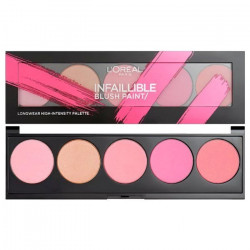 L'Oreal Infallible Blush Paint Palette 01 Pinks