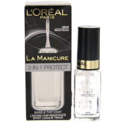 L'Oreal La Manicure 2-In-1 Protect 5ml
