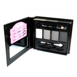 Laval Eyebrow Kit Palette Dark Toned