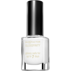 Max Factor Glossfinity Nail Polish 10 Snow White