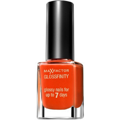 Max Factor Glossfinity Nail Polish 80 Sunset Orange