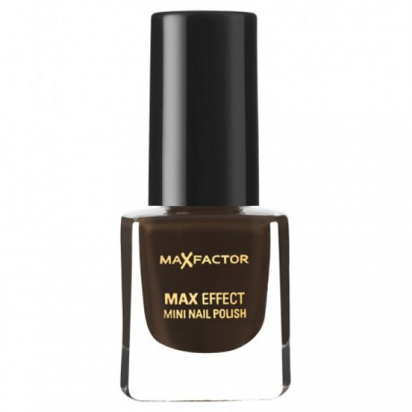 Max Factor Nail Polish Mini 22 Coffee Brown