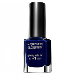 Max Factor Glossfinity Nail Polish 135 Royal Blue