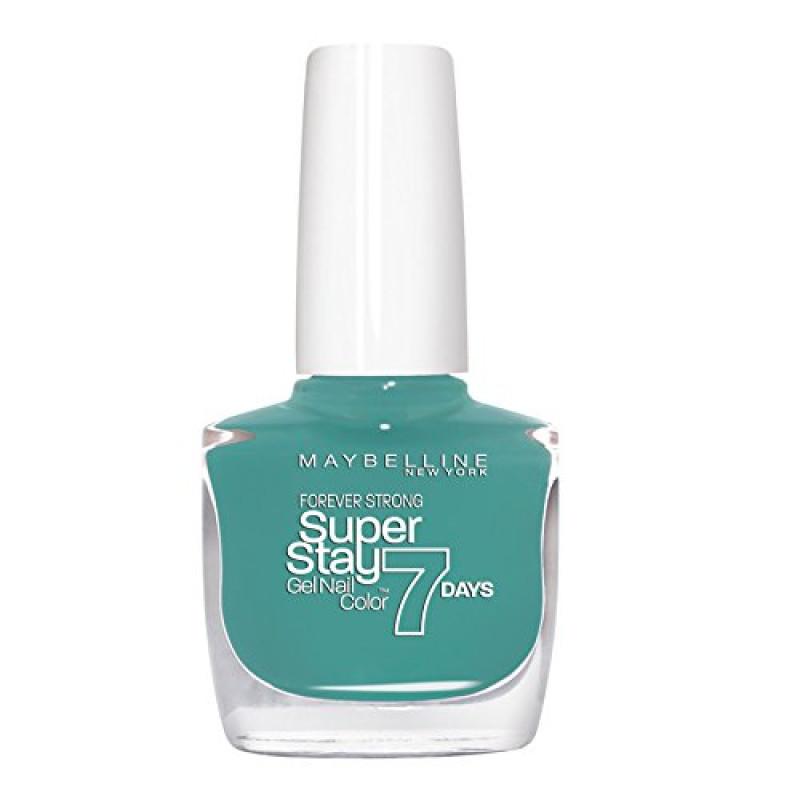 Maybelline SuperStay 7 Days Gel 605 Hyper Jade