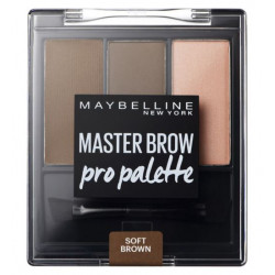Maybelline Master Brow Pro Palette Soft Brown