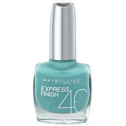 Maybelline Express Finish 40 Sec 862 Turquoise Lagoon