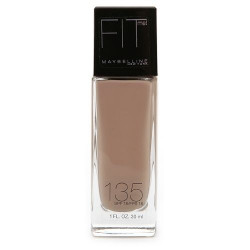 Maybelline Fit me Liquid Foundation 135 Creamy Natural 30ml