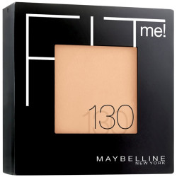 Maybelline Fit Me Pressed Powder 130 Buff Beige