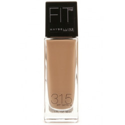 Maybelline Fit me Liquid Foundation 315 Soft Honey 30ml