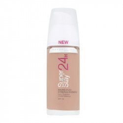 Maybelline Super Stay 24H Foundation 30ml 020 Beige