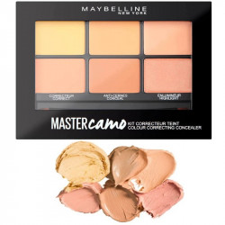 Maybelline Master Camo Colour Correcting Concealer Kit 02 Medium 6.5g