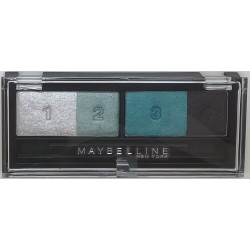 Maybelline Eye Studio Quad Eyeshadow 26 Turquoise Glamour