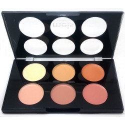 Meis Corrector & Concealer Face Touch-Up Pallete 01 10.8g