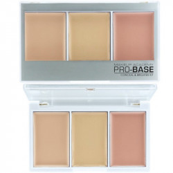 MUA Pro Base Conceal & Brighten Kit Porcelain-Beige 11g