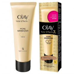 Olay Total Effects 7in1 Pore Minimizer CC Cream Light to Medium SPF15 50ml