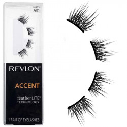 Revlon FeatherLITE Accent Lashes A01