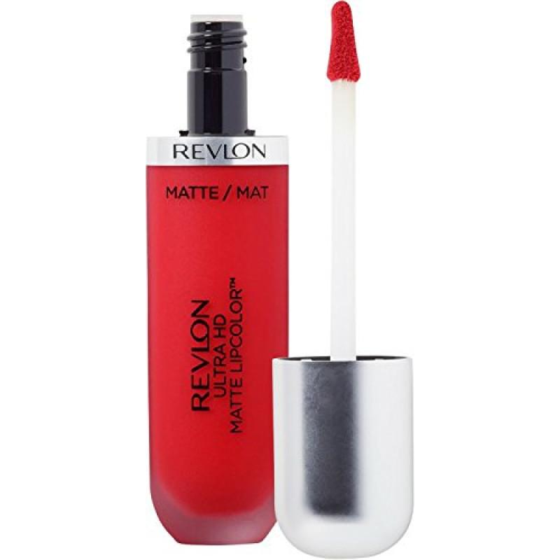Revlon Ultra HD Matte Lip Color 625 Love