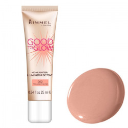 Rimmel London Good To Glow Highlighter 002 Picadilly Glow 25ml