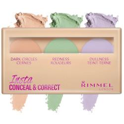 Rimmel London Insta Conceal & Correct Palette 8.4g