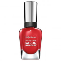 Sally Hansen Complete Salon Manicure Nail Varnish 570 Right Said Red