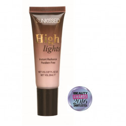Sunkissed Highlights Radiance Cream 20ml