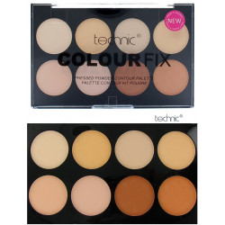 Technic Colour Fix Pressed Powder Contour Palette