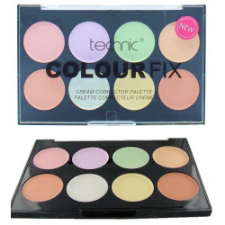 Technic Colour Fix Cream Corrector Palette 28g