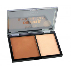 Technic Define & Highlight Contour Kit Caramel 10g