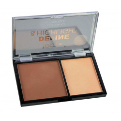 Technic Define & Highlight Contour Kit Mocha 10g