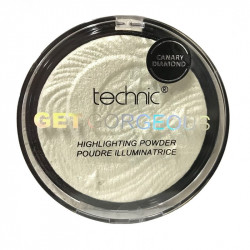 Technic Get Gorgeous Canary Diamond Highlighting Powder 6g