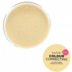 Technic Yellow Colour Correcting Loose Setting Powder 20g