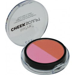 Technic Cheek Sculpt Contouring Blusher & Brush Rosy