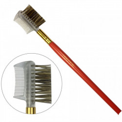 Technic 16.5cm Lash Comb & Brow Brush