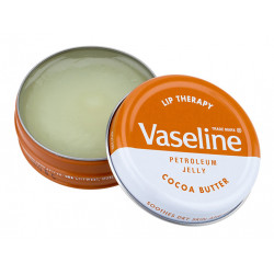 Vaseline Lip Therapy Cocoa Butter Tin 20g