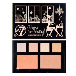 W7 Glow For Glory Illuminating Palette
